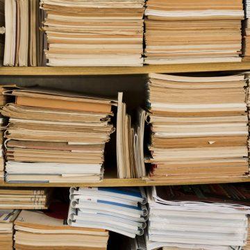 Qual é o prazo para guardar documentos fiscais?